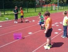 Športne igre v OPB